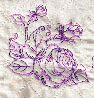 Gorgeous Rose Stitchout